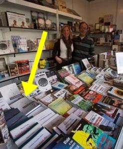 Feria del libro en Granada